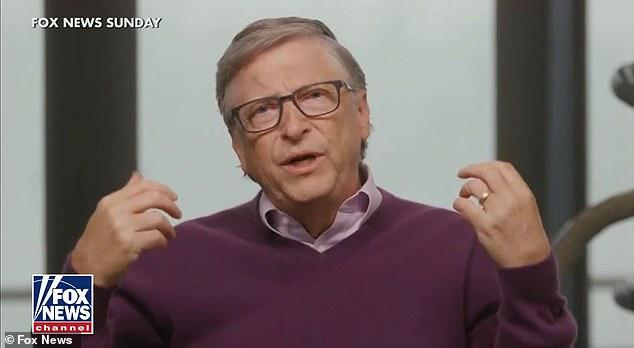 Bill Gates es optimista y dice que la pandemia no durará para siempre. Volveremos a la normalidad a fines del 2021.