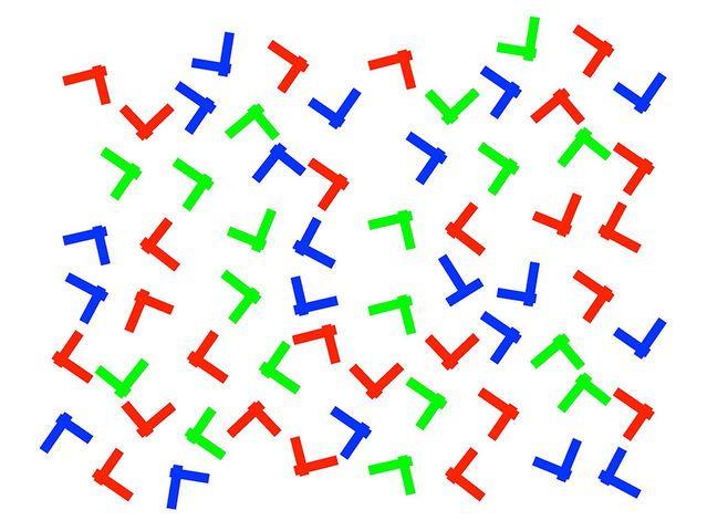 ¿Puedes encontrar la letra T? Pocos son capaces de encontrarla.
