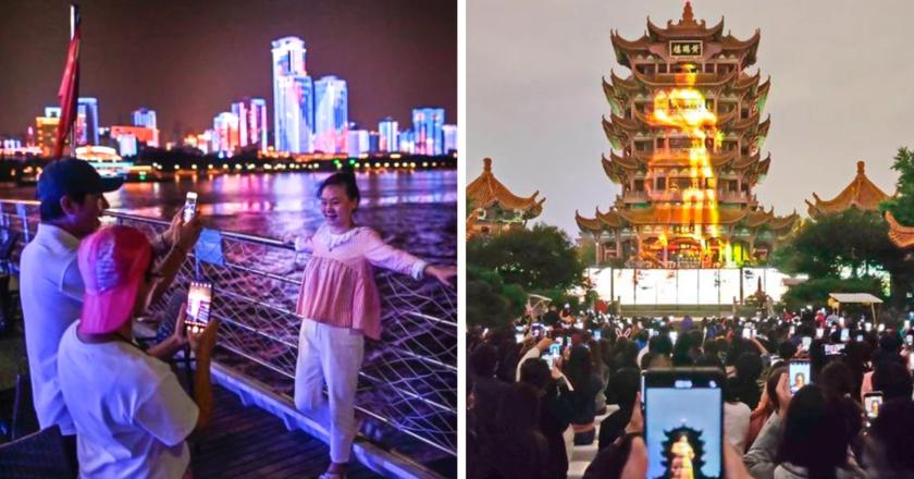 Ciudad de Wuhan: de foco de la pandemia a atracción turística.