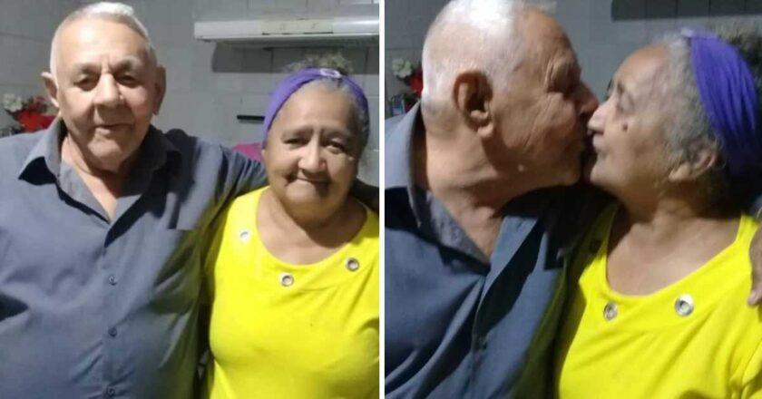 """Ni la muerte pudo separarlos. Murieron el mismo día, después de 62 años juntos: """"Fueron unidos por Dios""""."""