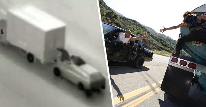 """Rumania: ladrones roban un camión lleno de consolas PS5, al estilo de """"Rápido y Furioso"""""""