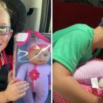 Un niño le pide a su madre que le compre una muñeca. Dice que quiere ser un buen padre.