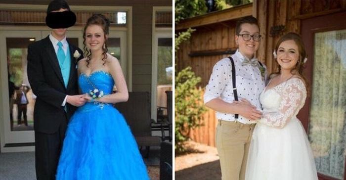 Nuevo reto LGBT invita a subir fotos antes y después de salir del clóset. El cambio denota felicidad.