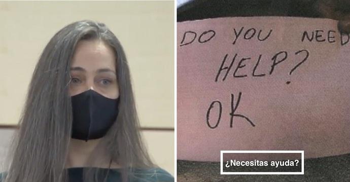 """""""¿Necesitas ayuda?"""": Mesera rescató a niño maltratado tras ver golpes en su cuerpo. Le salvó la vida."""