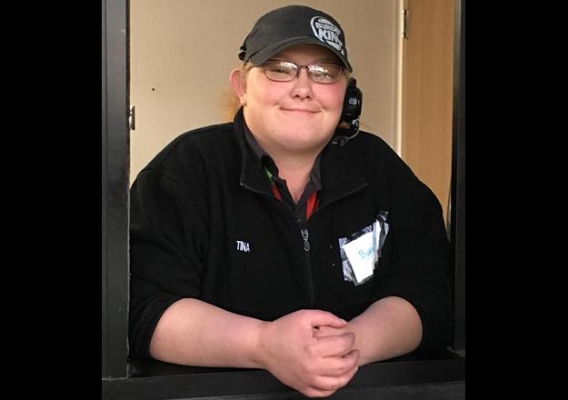 Una empleada de Burger King ayuda a una mujer diabética en plena crisis.