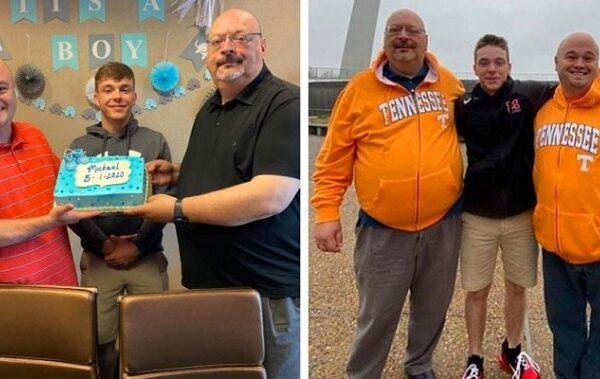 Una pareja gay adopta a un adolescente de 17 años, después de que los rechazaran 9 familias diferentes.