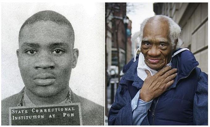 Tiene 83 años y es el preso más viejo de Estados Unidos. Fue liberado después de 68 años en prisión.