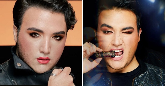 Avon lanza una línea de maquillaje para hombres. ¡Abajo las barreras de género!