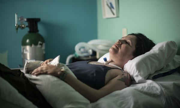 Una mujer peruana obtiene su derecho a la eutanasia, a pesar de no ser legal.