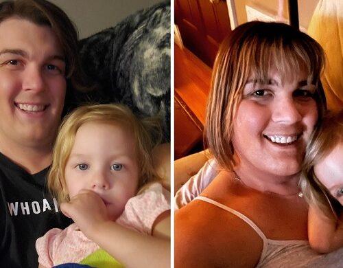 """Mujer transgénero cambió de sexo, pero su hija la sigue llamando """"papá""""."""