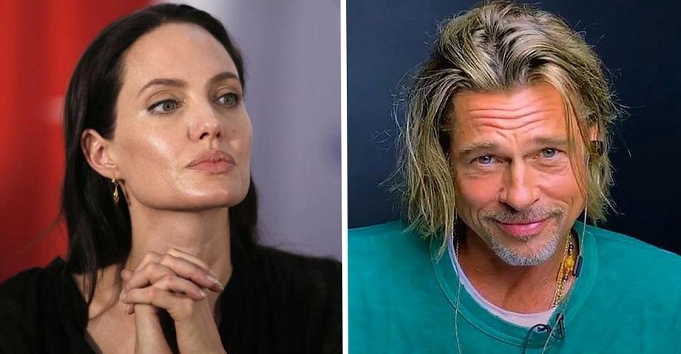"""Angelina y Brad, pelean por sus hijos. Ella dice que """"nunca lo perdonará""""."""