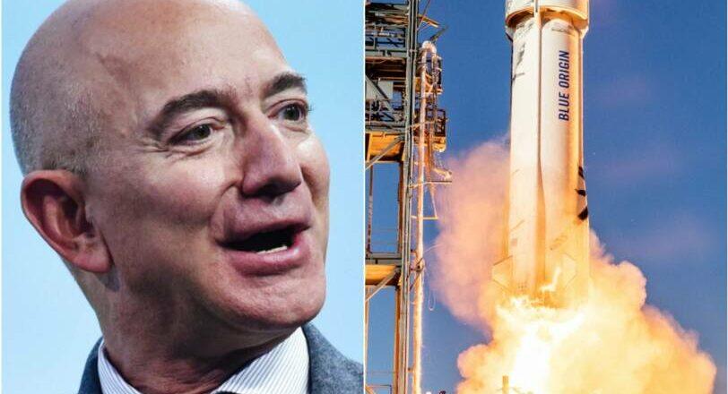 Solicitada en Change.org pide que Jeff Bezos no regrese a la Tierra después de su viaje por el espacio.