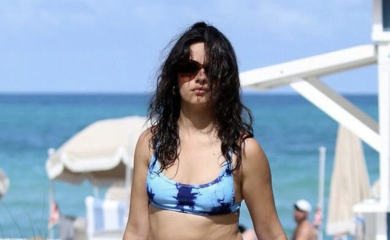 camila cabello bikini